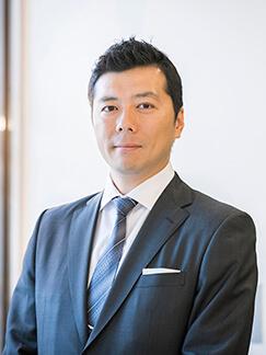 代表取締役細田隼平